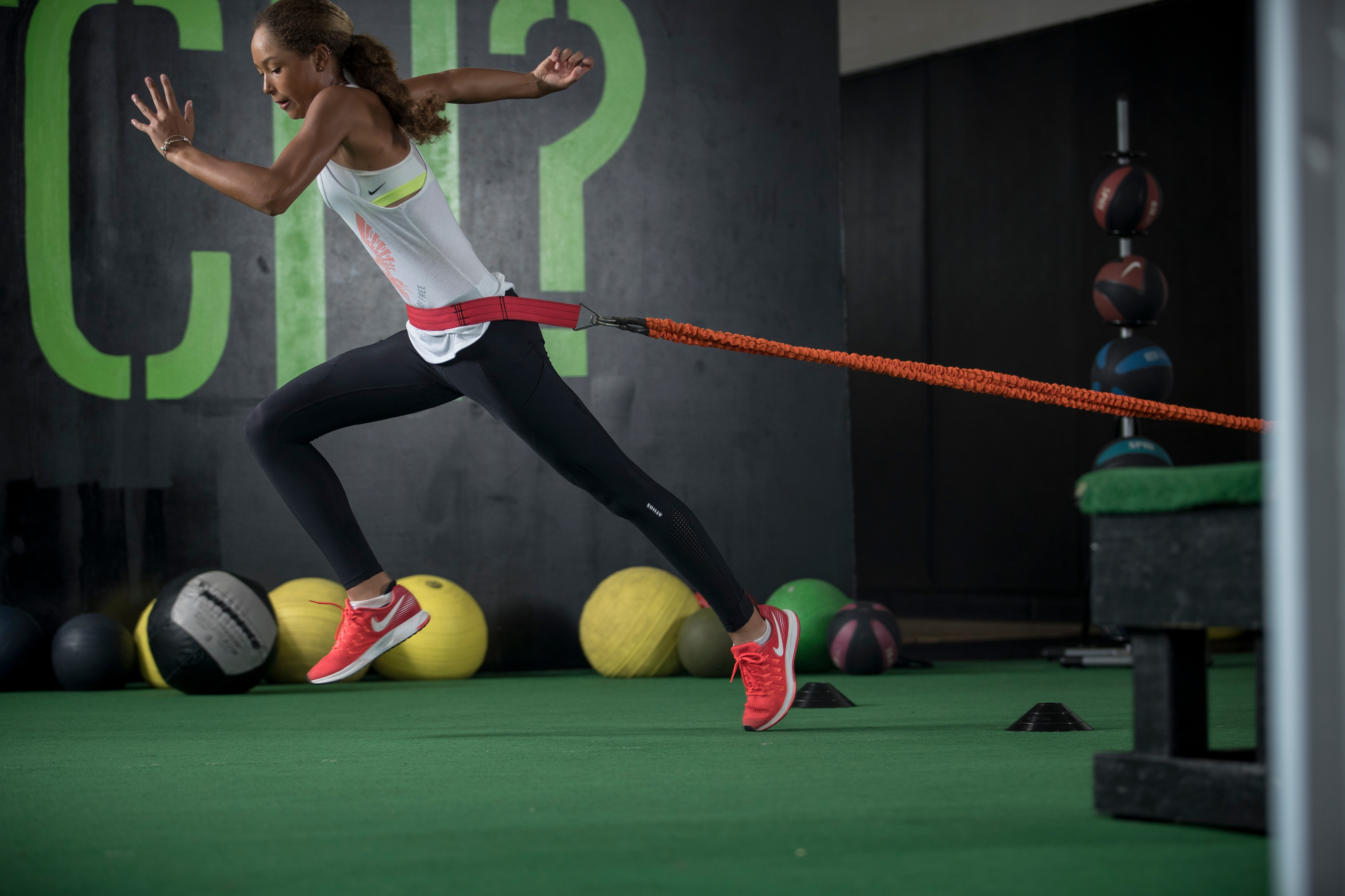 explosive power, posterior chain, increase player availability, ensure athlete readiness,